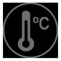 Icon temperatures